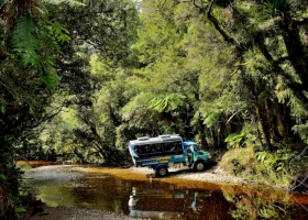 Johnny's Journey – Guided scenic off-road 4wd Tours, Westport, West Coast, NZ